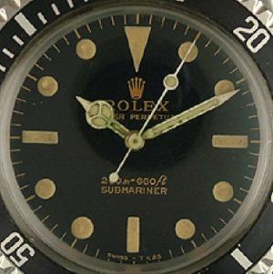 Rolex Submariner Vintage, Bj. 1965