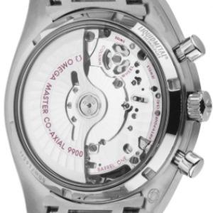 Omega Speedmaster Chronograph: Rückseite