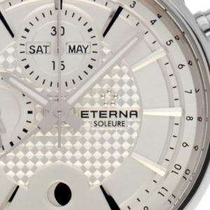 Eterna Soleure Chronograph, Bj. 2018
