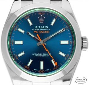 Rolex Oyster Perpetual mit Automatikwerk, Bj. 2019