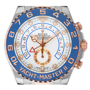 Rolex Yacht-Master II Stahl Roségold Automatik Chronograph