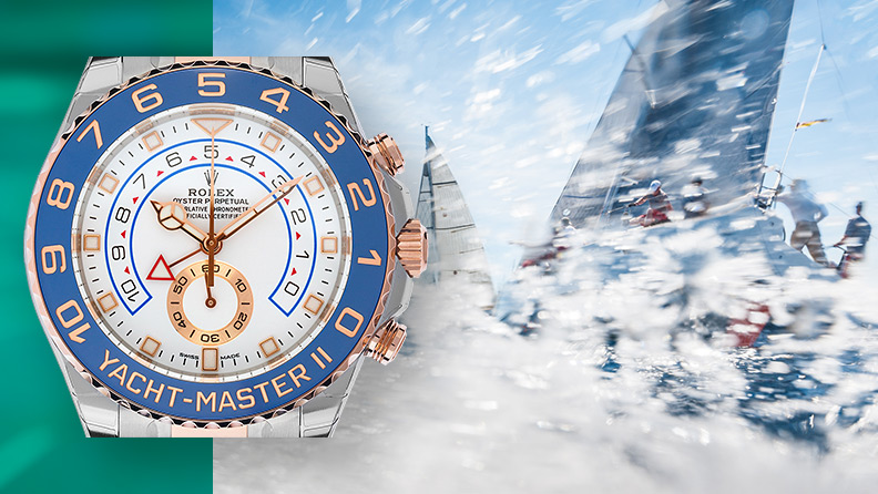 Wassersportuhr Rolex Yacht Master II