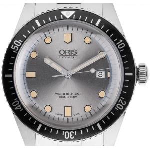 Oris Divers Sixty Five Stahl Automatik