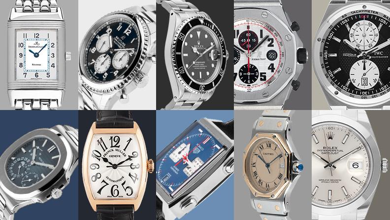 Aussergewöhnliche Uhren