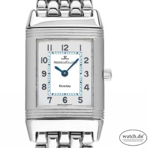Jaeger-LeCoultre Reverso Lady kleines Modell Stahl Handaufzug