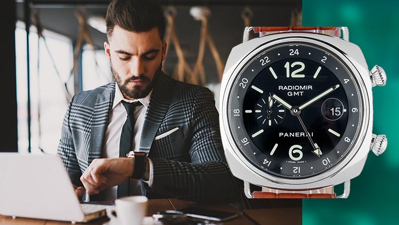 Pünktlich mit Uhren auf watch.de