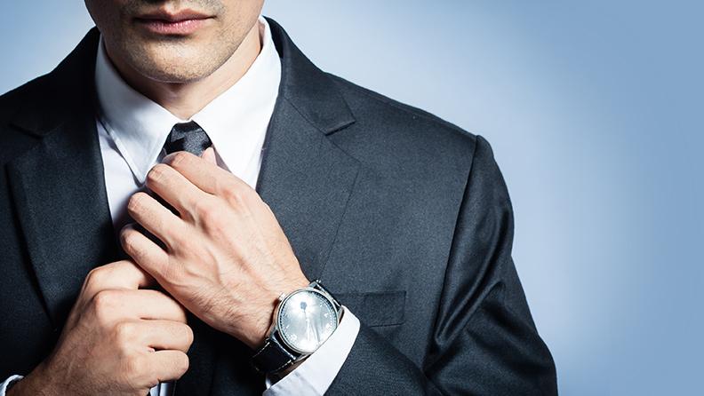 Stilregelen zum Tragen von Armbanduhren