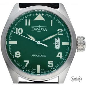 DAVOSA Military Stahl Automatik