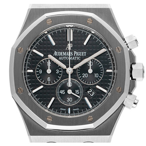 Audemars Piguet Royal Oak Stahl Automatik Chronograph