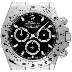 Rolex Daytona Stahl Automatik Chronograph