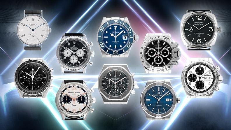 Top 10 Uhrenmodelle bei Watch.de erste Jahreshälfte 2020