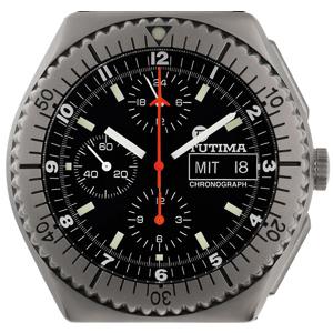 Tutima Military Titan Automatik Chronograph