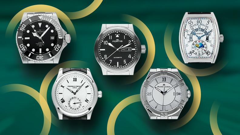 Top 5 Konzessionärs-Marken bei Juwelier Ralf Häffner