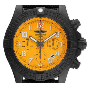 Breitling Avenger Hurricane (Gewicht der Uhr inkl. Armband 91 g)