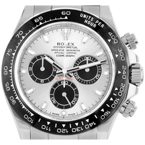 Rolex Daytona 18kt Weißgold Automatik Chronograph