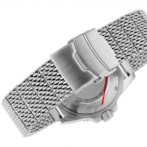 Davosa Argonautic Lumis Stahl Keramik Automatik Armband Stahl