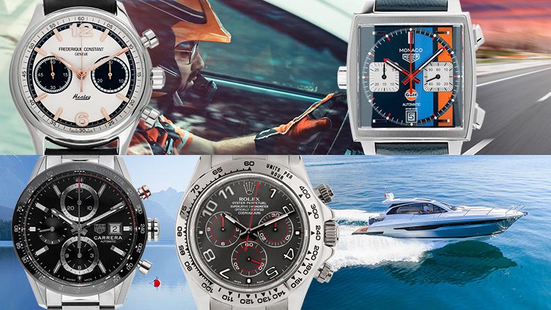 Motorsport Uhren auf watch.de
