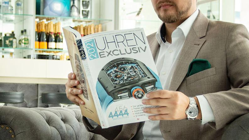 Katalog Uhren Exclusiv 2021