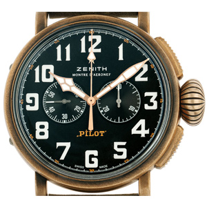 Zenith Pilot Type 20 Extra Special Bronze | Automatik Chronograph | 45mm