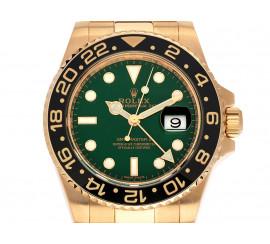 Rolex Gold Grün