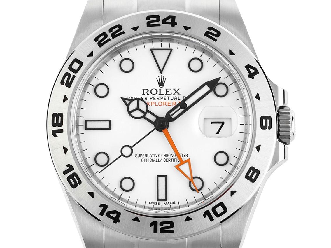 Rolex Explorer II Polar