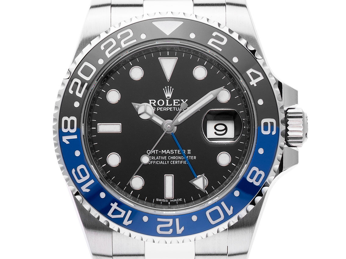 Rolex GMT Master II Batman
