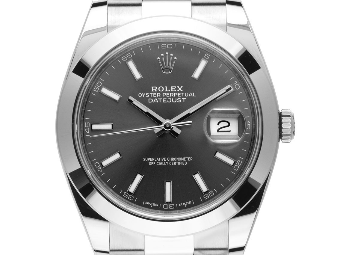 Rolex Datejust Stahl Automatik