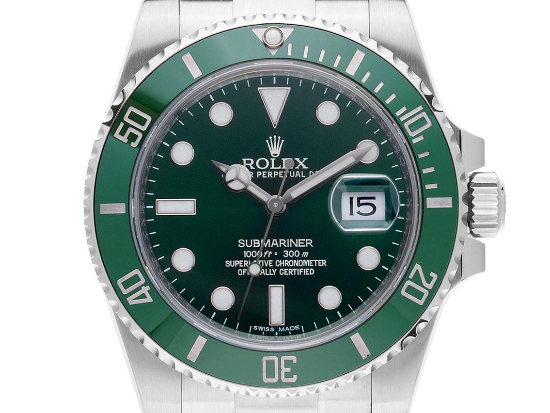 Rolex Submariner Date IV Verde