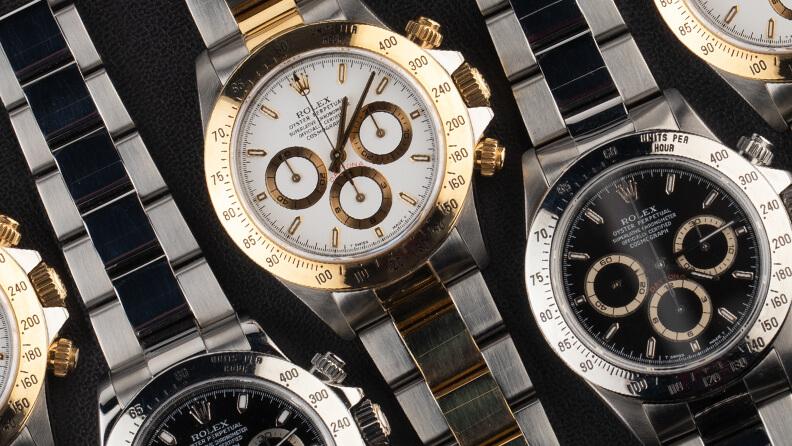 Vintage-Uhren kaufen