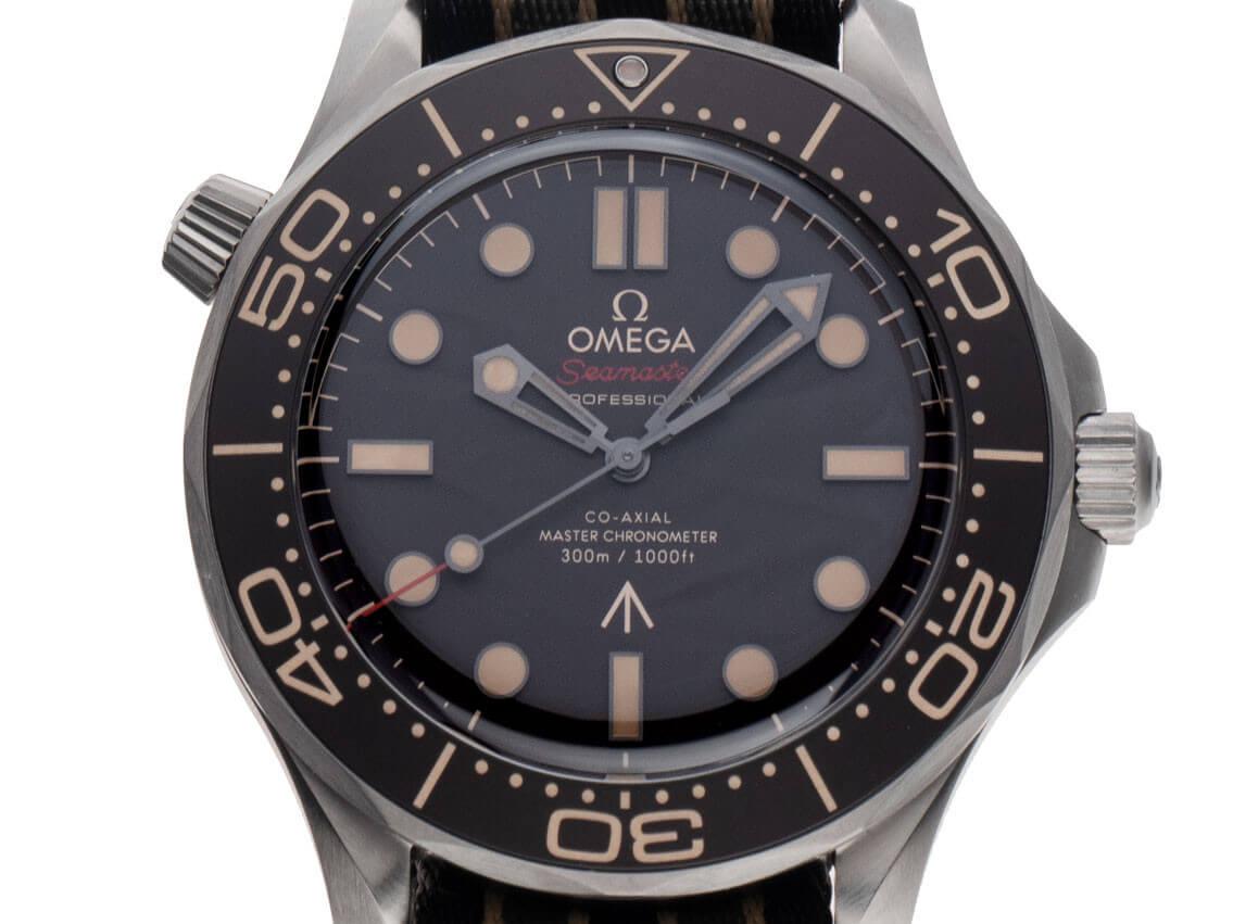 Omega James Bond Edition: Seamaster Diver 300M, 007