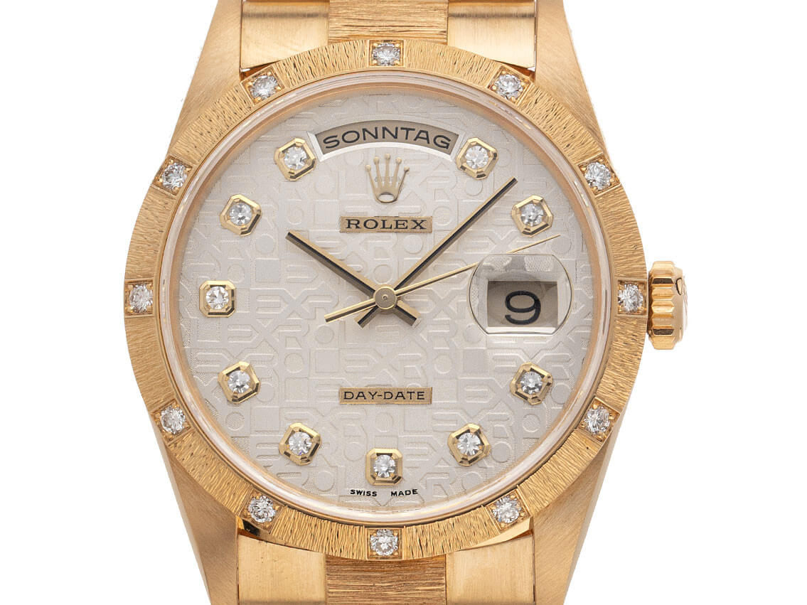 Rolex Day-Date, Bj. 1995