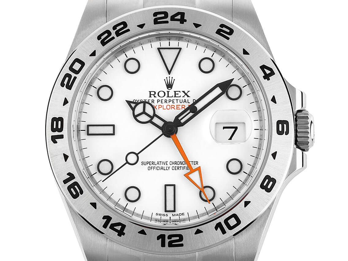 Rolex Explorer II, Bj. 2021