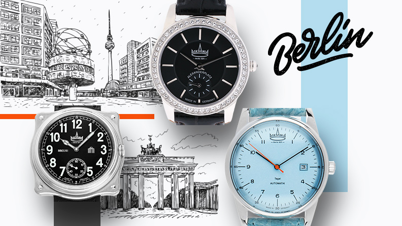 Uhren aus Berlin