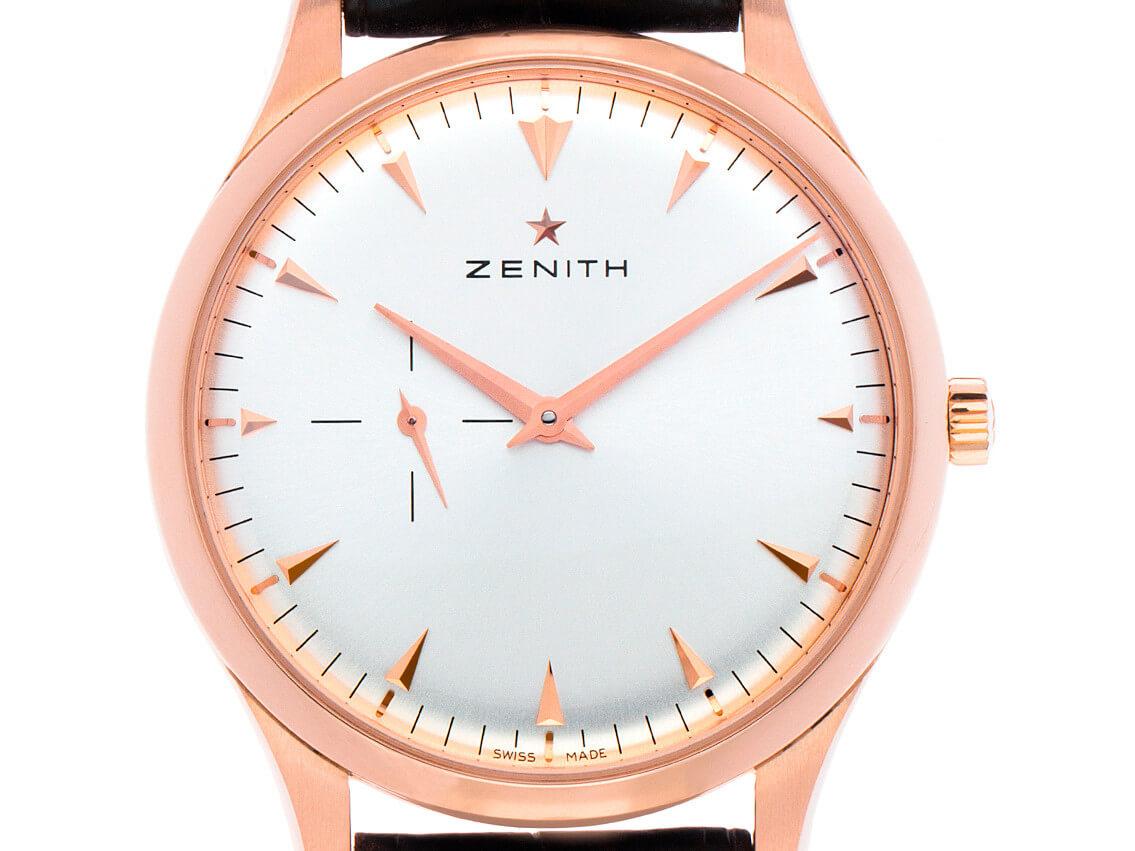 Zenith Elite Heritage Ultra Thin