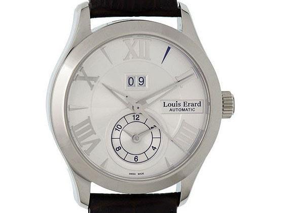 Im Inneren der Louis Erard 1931 GMT tickt das ETA 2892-A2.
