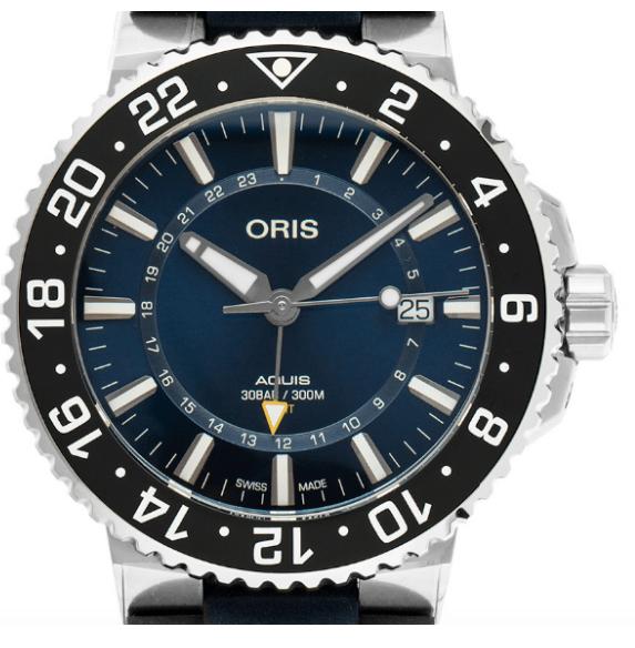 Oris - Aquis Date