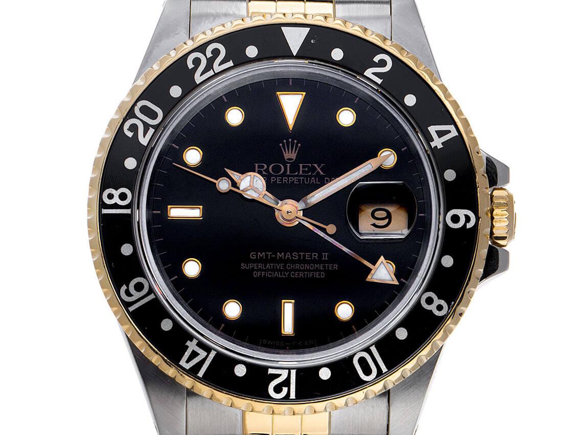 Rolex GMT-Master II Ref. 16713, Vintage Bj. 1988