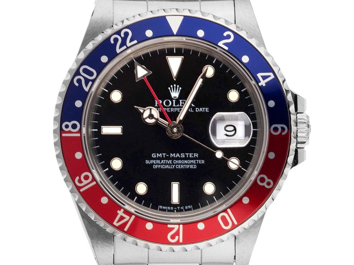 Rolex GMT Master, Vintage Bj. 1991