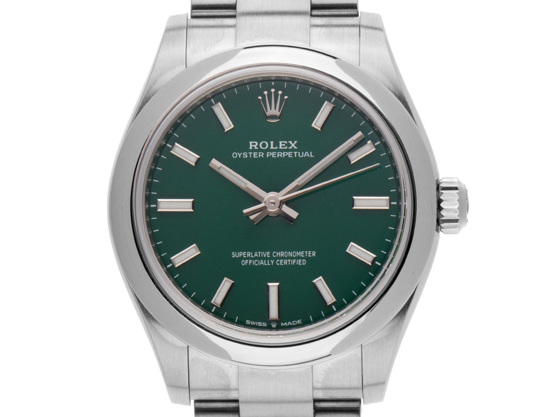 Rolex Oyster Perpetual, 31mm