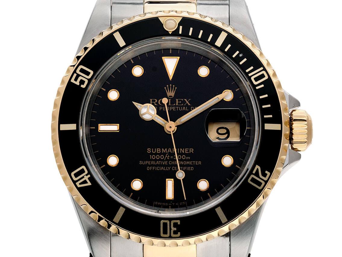 Rolex Submariner, Bj. 1988
