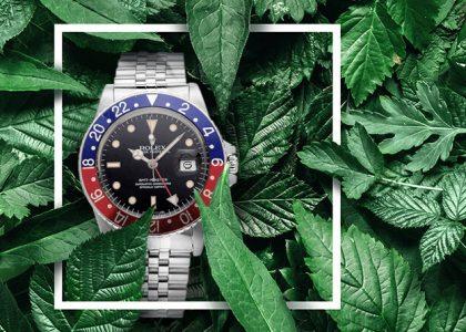 Rolex und die Umwelt