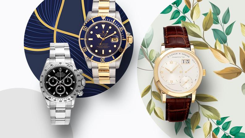 Top Vintage Uhren watch.de