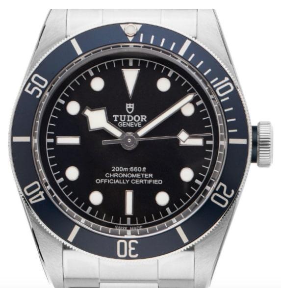 Tudor - Black Bay Heritage Blue