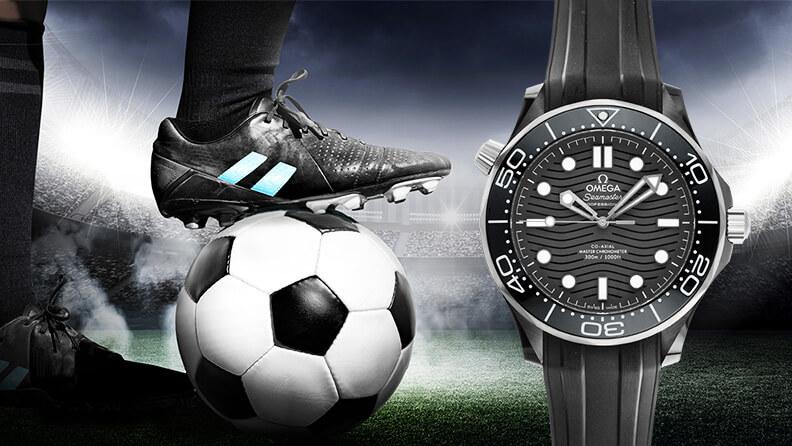 Uhren Fußball Stars