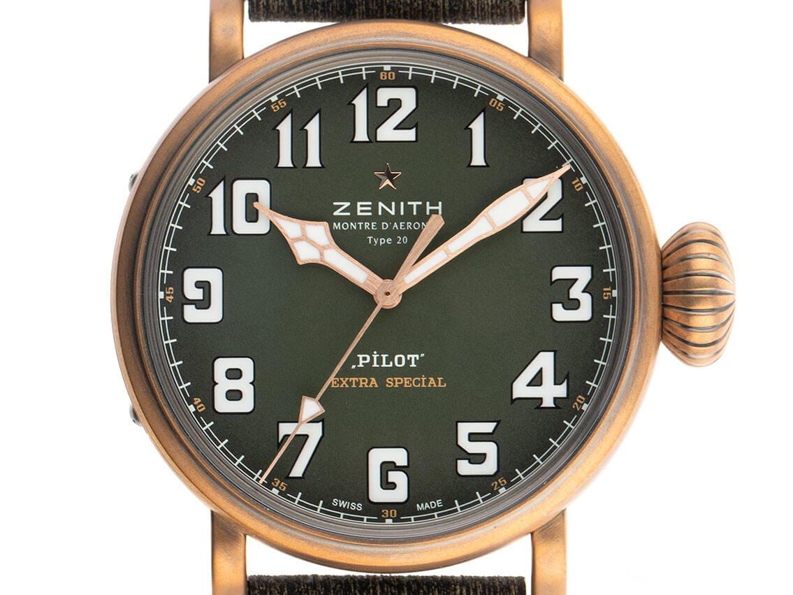 Zenith Pilot Type 20 Adventure