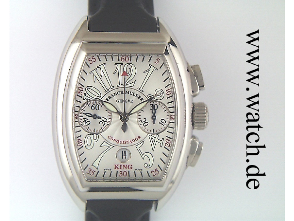 Franck Muller Conquistador King Chronograph 56x40mm