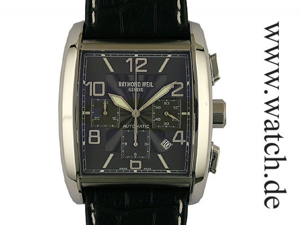 Raymond Weil Don Giovanni Cosi Grande Automatic Chronograph 40x41mm UVP 2990.- N E U