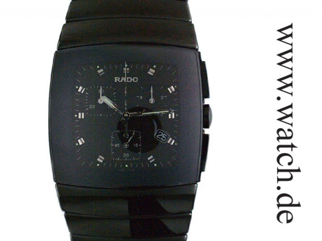 Rado Diastar Chronograph 44x34mm UVP 2.525,- Ungetragen