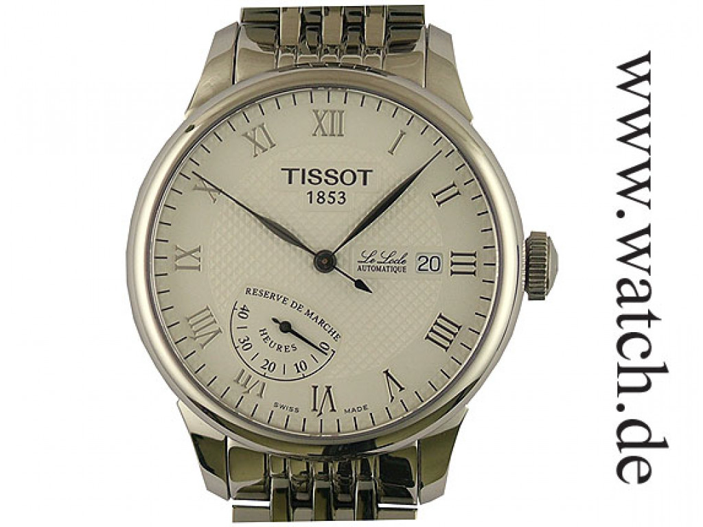 Tissot Le Locle Automatic Power Reserve 39mm  UVP 1.125,- Ungetragen