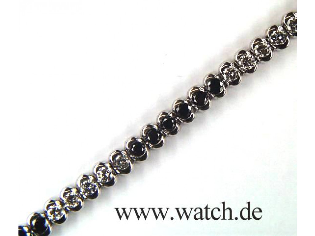 Shrenuj Armband Tennis Weißgold Diamond 6,4ct UVP 13300.- N E U